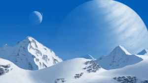 Mountain Environment by Luneder