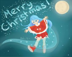 Merry Icy Christmas! by icy-ciel
