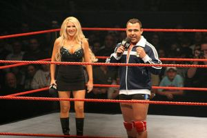 WWE - Nov07 - Jillian+Santino by xx-trigrhappy-xx