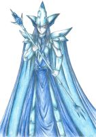 Young Sorcerer - Frost by TeraMaster