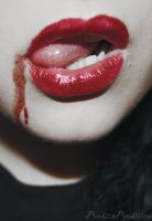 I like your blood by nilla666
