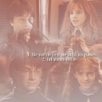 101 Reasons to Ship Harry and Hermione 1-2 by Lennves