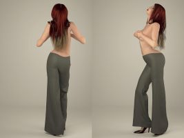 Pants by ozzboyd