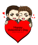 Happy Valentine's Day 2014 by wingfung521