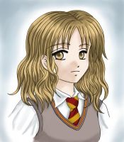 Hermione by e-m-i