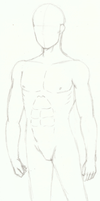 Thank You Angela + Male Body by Siouxstar