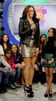 Paula Patton on 106andPark by lowerrider