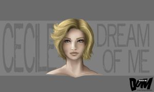 DoM - Cecile, portrait by DianaHold