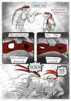 TMNT SAINW Broken Hope 09 by Dragona15