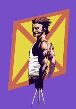 wolverine by Torgos