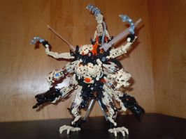 MOC: Skorpian Collosus Warfare by CYBERDYNE101