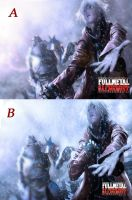full metal, which version? by CharlieRomeo