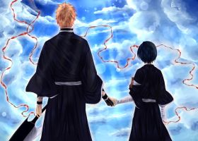 IchiRuki - Fate by gone-phishing