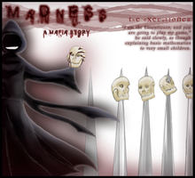 Madness: The Executioner by crystylla