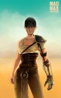 Mad Max. Furiosa by clayscence