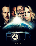 FANTASTIC FOUR - Teaser Poster by MrSteiners