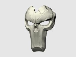 Darksiders 2 - Death's Mask by Hellfire117