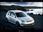 VW Golf V by svennardten-design