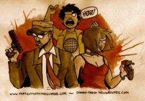 nostalgia critic by dommi-fresh