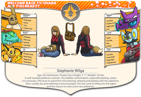 BFOI Y2 APP - Stephanie Wilga by ThreadandClaws