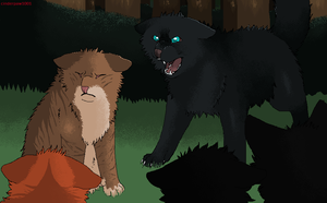 You Mean Nothing To Me Leafpool by cinderpaw1001