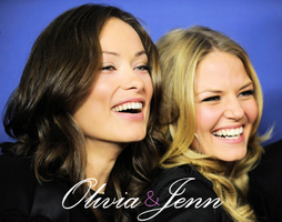 Olivia W. and Jennifer M. by ChiaryLoveHouse95