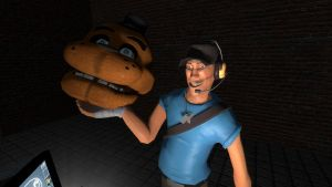 Gmod: Scout's New Job 13 by SuperFIFIBros