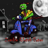 Zombie Clutch Eater by Wagsdown