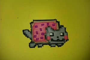 Nyan Cat by Ulla-Andy