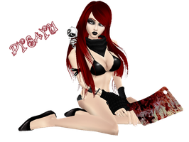 Dys imvu 2 by dysfunctionalartist