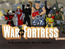 War Fortress 40000 by Coldfinger008