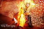 Yang Xiao Long - RWBY - I REALLY Burn by JFamily