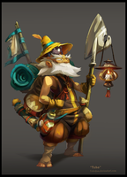 Dofus enutrof, Going to Enutrosor! by tchokun