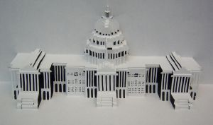 Capitol Building by doganie