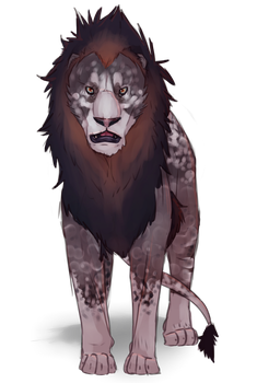 Daddy! (Lioden king) by SureFineWhateverr