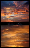 Heaven above by armoire