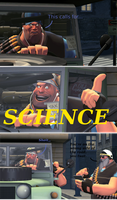 SCIENCE IS THE ONLY SOLUTION by ATGF