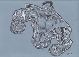 Colossus by SlyAguilar