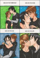 BEN10: Kiss Meme by pan2dapan