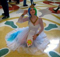 MegaCon - Princess Celestia by Vampire-Sacrifice