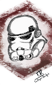 Stormtrooper by FluffyDus