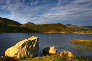 Easdale Rock by scotto