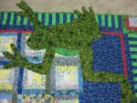 Frog Quilt Closeup 1 by lost-angle