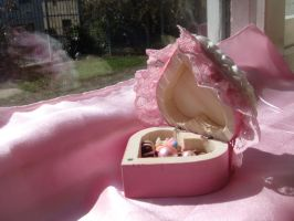 AT: Frilly Pink Deco Box 2 by Lustfulwish