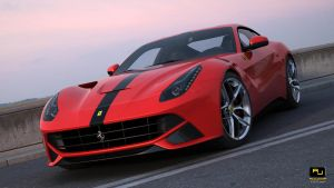 Ferrari F12 E by RJamp