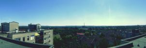 Budapest Panorama 03 by resresres