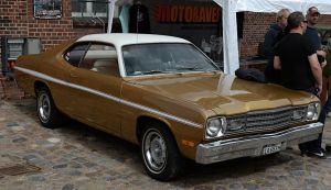 Plymouth Duster by cmdpirxII