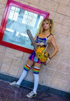 Juliet Starling 7 by Insane-Pencil