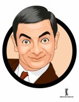 bean... Mr Bean by yudhiecavalera