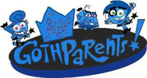 Fairly Goth Parents Logo by FairlyAntiParents